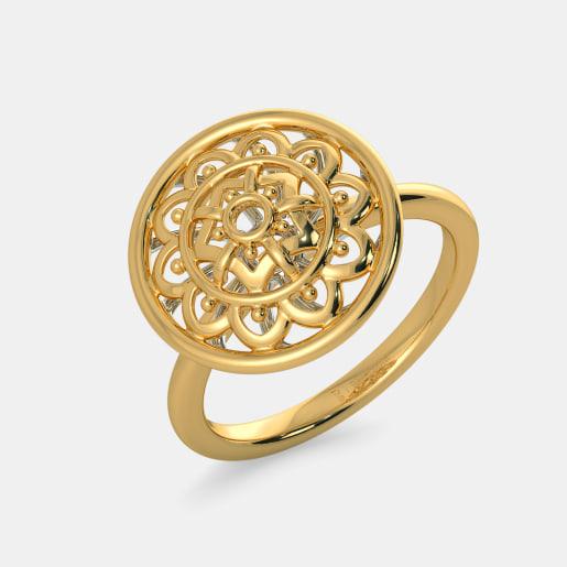 Plain Gold Rings Buy 100 Plain Gold Ring Designs Online In India