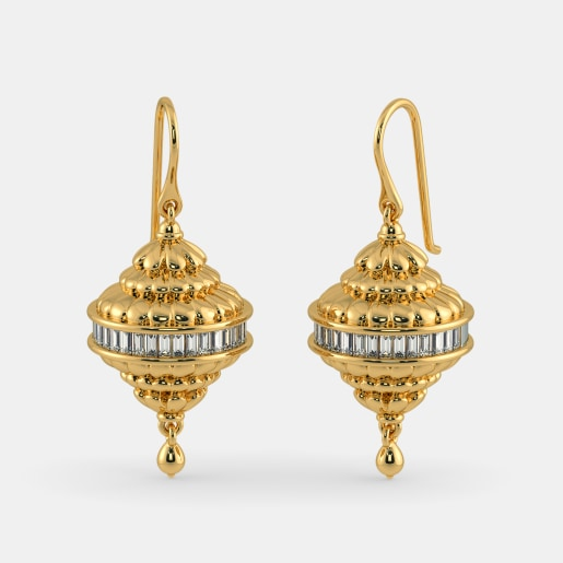 The Traditional Subarna Jhumka