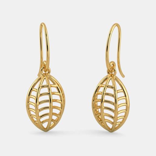 The Astounding Shell Earrings