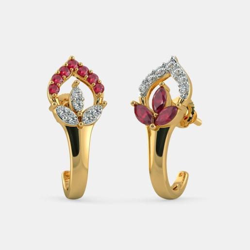 The Floweret Mismatch Earrings