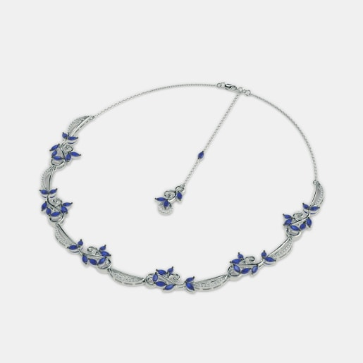 The Vanajakshi Necklace