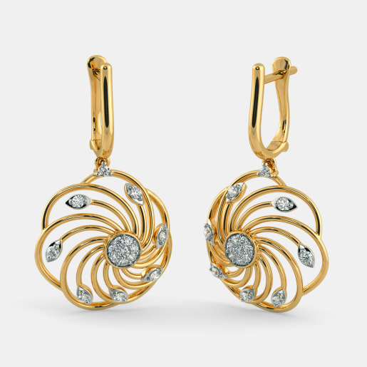 The Reginia Drop Earrings
