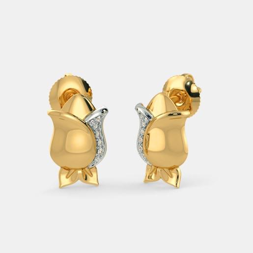 The Frusia Stud Earrings