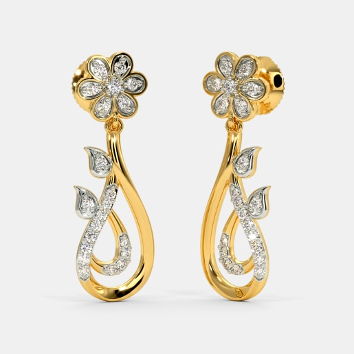 The Chaitri Drop Earrings