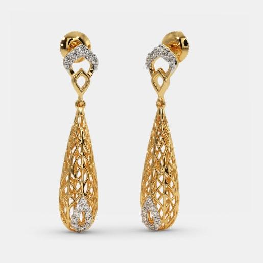 The Midge Drop Earrings