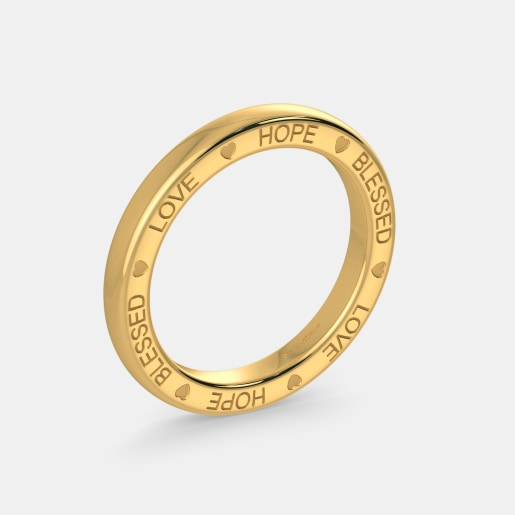 The Blessed Love Ring
