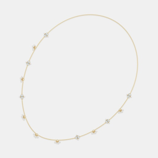 The Cadence Station Necklace