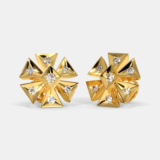 The Tema Stud Earrings