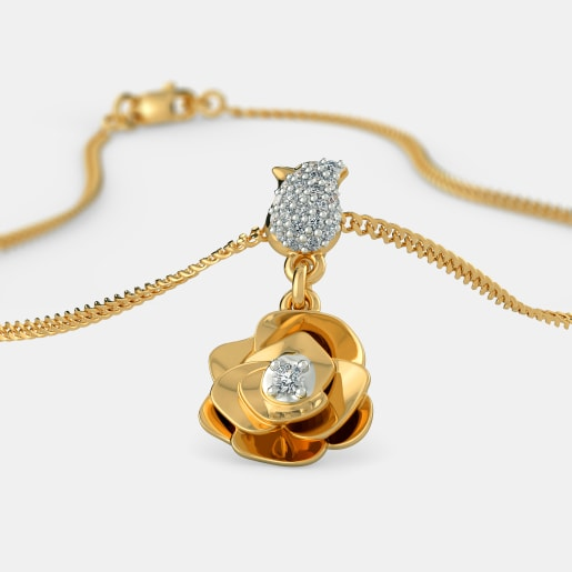 The Timeless Rose Pendant