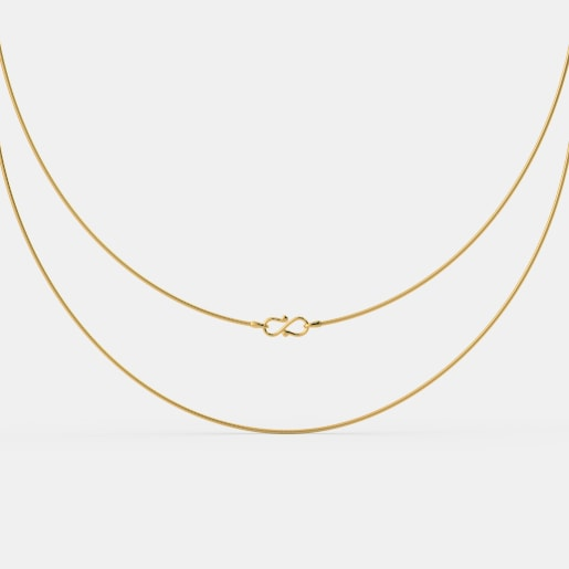 The Ahina Gold Chain