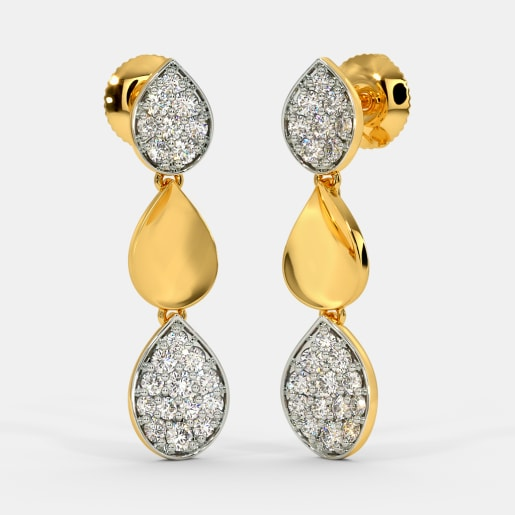 The Glam Flam Drop Earrings