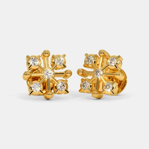 The Dhanvi Stud Earrings