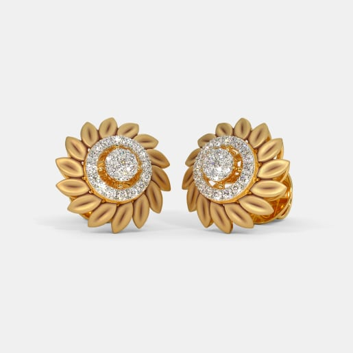 The Dalaya Stud Earrings