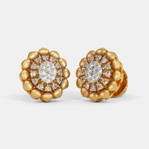 The Minalaya Stud Earrings