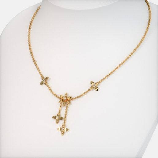 The Dutiful Flora Necklace